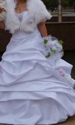 Свадебное платье Елка