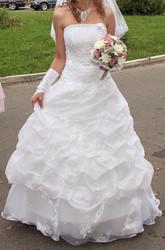 свадебное платье111111111111