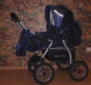 Продам детскую коляску IKON ANMAR зима-лето б/у Солигорск