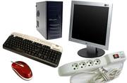 Компьютер Б/У в сборе,  не дорого.