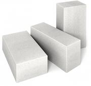 Блоки газосиликатные с доставкой на объект.