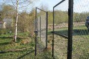 Ворота и калитки от производителя,  бесплатно доставим по РБ