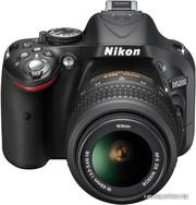 зеркальная камера никон д5200