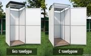 Предлагаем душ и туалет дачные от производителя!
